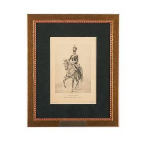 Фейерверкер Конной Артиллерии 1834-1841 гг.