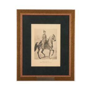 Обер-Офицер Конной Артиллерии 1854-1855 гг.